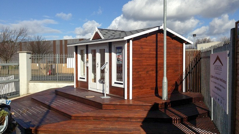 Residential and Garden Cabins Kilkenny Showroom 2