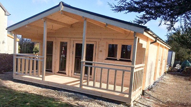 Residential and Garden Cabins Three Bed 1