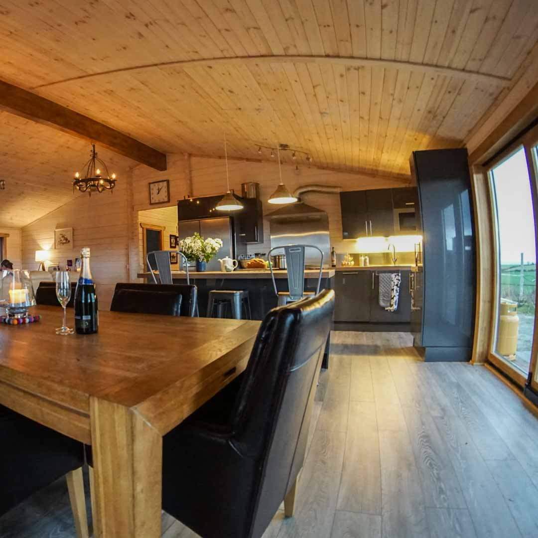 Four Bed Log Cabin Thumb